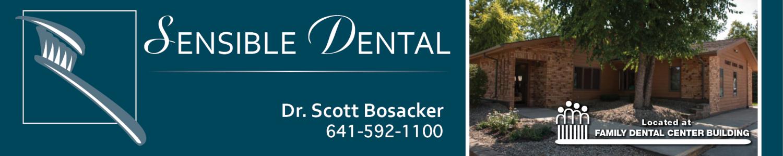 Sensible Dental - Dr Scott Bosacker - 641-592-1100